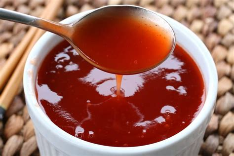 Sweat And best sweet and sour sauce the daring gourmet