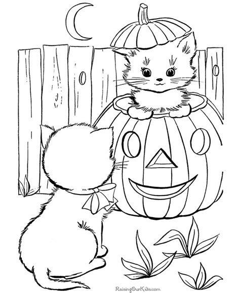 halloween coloring pages with cats 36b2f1f4020a8f07673ba421f14b7022 jpg