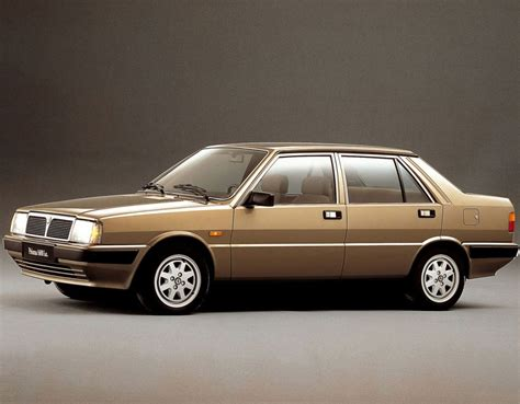 lancia prisma technical details history photos on better