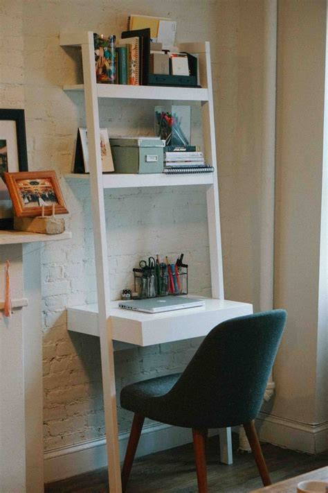 Small Desk For Apartment Home Office In An Apartment Leaning Desk Apartment Office And Small Apartments
