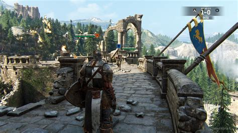 for of for honor alpha test pc screenshots feed4gamers