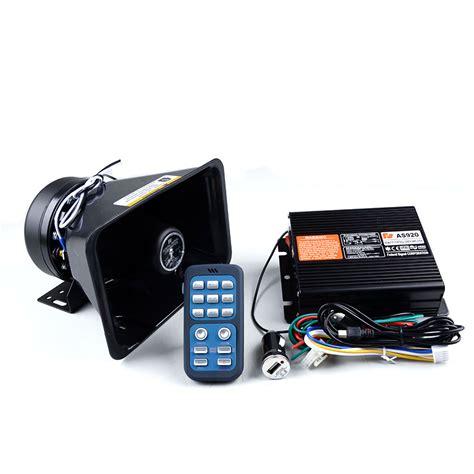 aliexpress electronics car styling 200w police siren car alarm siren 12v 920 car