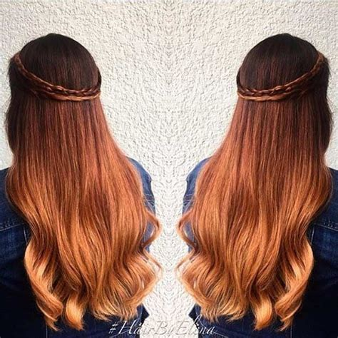 The 25 Best Copper Balayage Ideas On Copper Balayage Ombre Hair Copper Best 25 Copper Balayage Ideas On Copper Balayage Fall Hair 2016 And