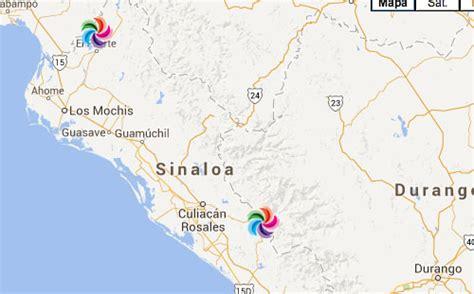 mapa de guasave sinaloa mapa de pueblos m 225 gicos en sinaloa pueblos magicos de mexico