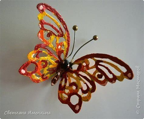 mosaic butterfly simple craft ideas