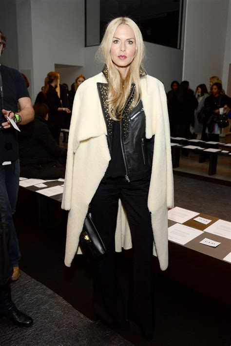 New York Fashion Week Front Row Zoe Hathaway Gisele And Co by Zoe At Altuzarra The Best Front Row Fashions At