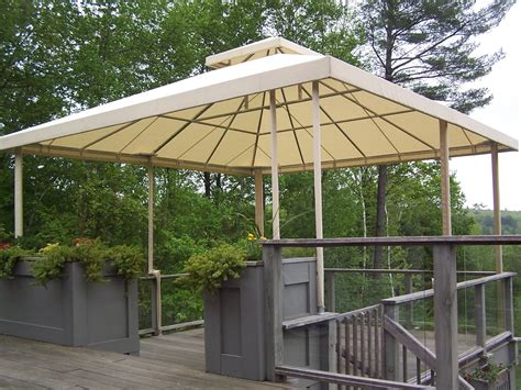 Stationary Awnings For Decks by Patio Awnings Installed In Ma Stationary Sondrini