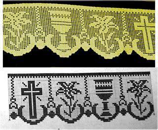 imagenes religiosas a crochet 118 best images about motivos religiosos on pinterest