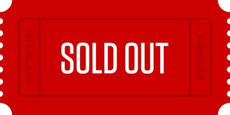 Sold Outt interc e v registration for interc 2017 closed