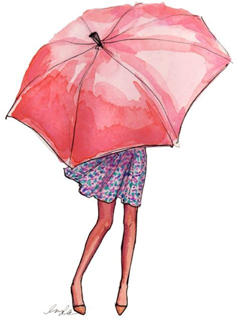 fashion illustration umbrella 66 best images about fashion sketches on