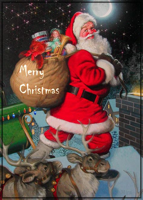santacruz with christmas tree animated 20 great santa claus animated wishes gif images to
