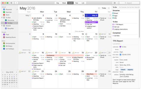 Calendar 3 Month View Busycal Mac Month View