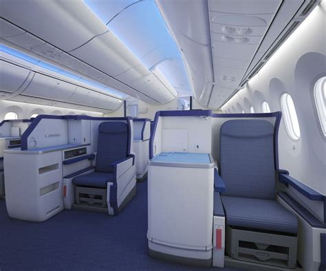 Dreamliner 787 Interior Pictures by Ana 787 Interior Fly News