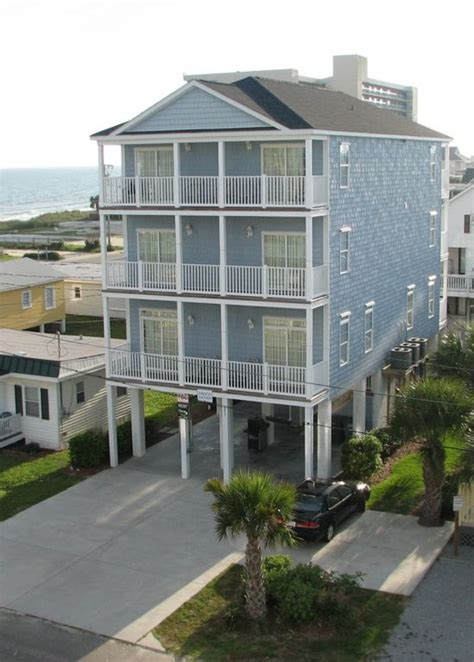 Abaco Sands 8 Br 7bath Vacation Home Just Steps From Houses For Rent In Cherry Grove Sc