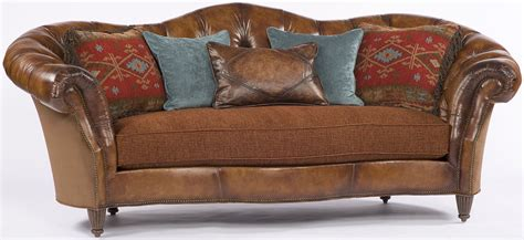wrap sofa chocolate leather wrap around sofa