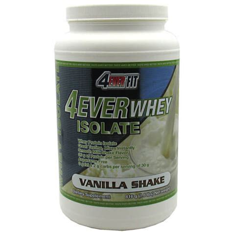 Detox Aspartame Erectile Dysfunction by Whey Protein 4ever Fit Low Calories Vanilla 1 8 Lbs