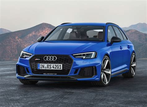 Audi Rs Avant by 2018 Audi Rs 4 Avant Audi A4 Avant Audi Rs