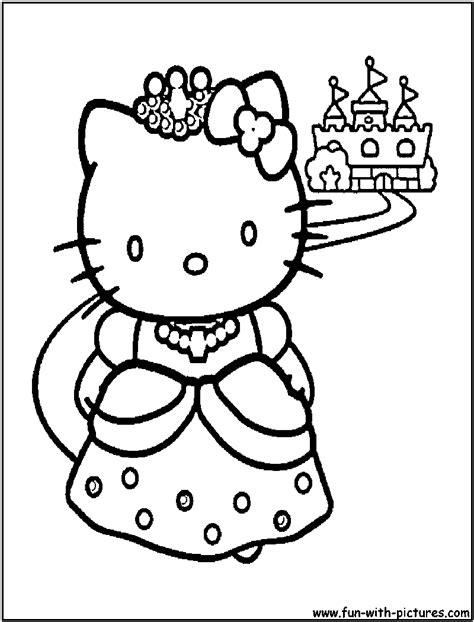 hello kitty 66 dibujos animados p 225 ginas para colorear