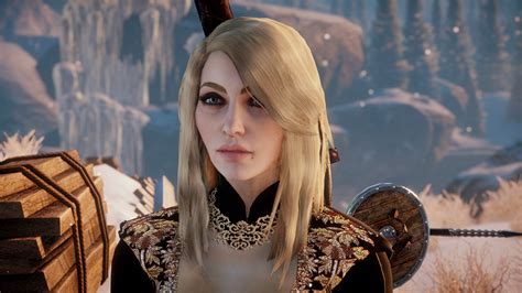 inquisition new hairstyles kadustuniverse long hair with side bangs new hair dai