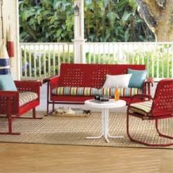 Outside Porch Furniture Retro Outdoor Furniture Collection Traditional Patio