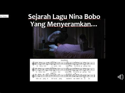 download lagu film nina bobo download nina bobo seram mp3 stafaband