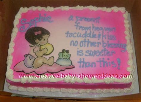 what to write on cake for baby shower amazing baby cakes photos and ideas