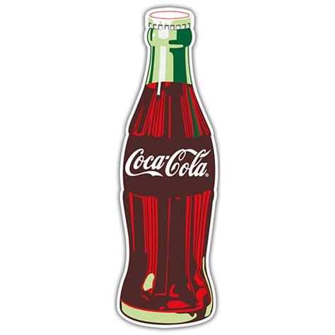 Aufkleber Coca Cola by Aufkleber Coca Cola Flasche Webwandtattoo