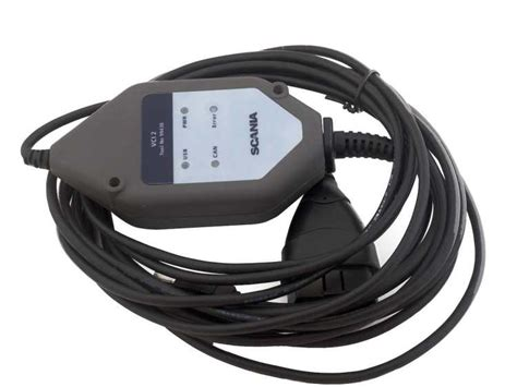 scania vci2 scania vci2 diagnostic adapter for trucks and buses