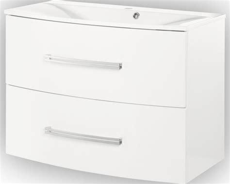 schubladen fertig kaufen waschtischunterschrank fackelmann lugano breite 80 cm wei 223