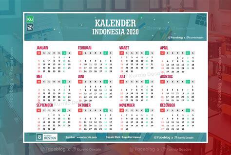 kalender  indonesia contoh makalah