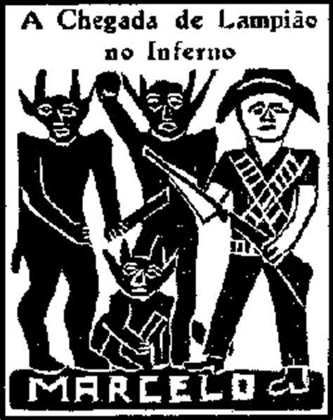 A chegada de Lampião no inferno – José Pacheco da Rocha