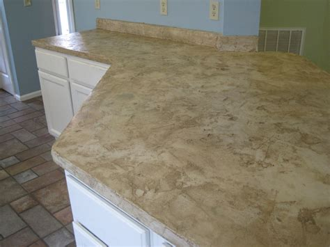 Countertop Resurfacing Cost by Faux Granite Countertops Cost 28 Images How To Install