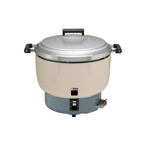 Rice Cooker Gas 100 cup gas rice cooker winco trenton china