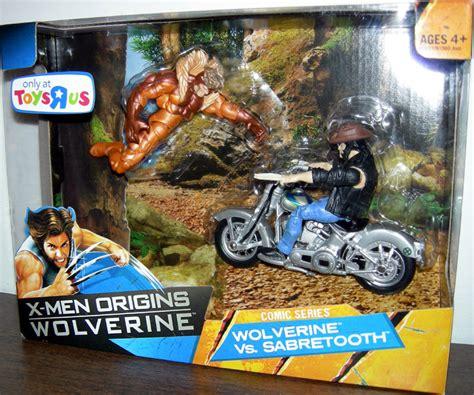 x figures toys r us wolverine vs sabretooth figures origins toys r us