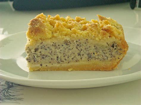 Vanille Mohn Kuchen Mit Streusel Semmerl Chefkoch De