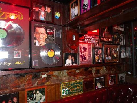 rainbow room los angeles slash s guitar and steven adler s drum picture of rainbow bar grill los angeles tripadvisor