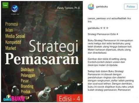 Strategi Pemasaran Edisi Iii Penerbit buku strategi pemasaran edisi terbaru at bukudiskon strategipemasaran