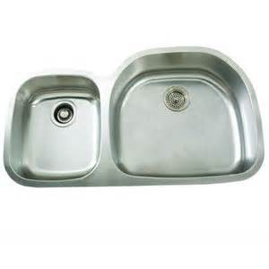 Ferguson Kitchen Sinks Mirut3821r Stainless Steel Undermount Bowl Kitchen Sink Stainless Steel At Shop