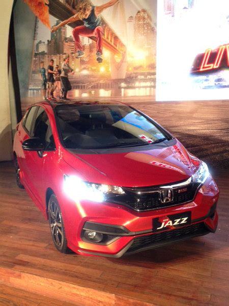Lu Led Mobil Honda Jazz perubahan new honda jazz honda baru