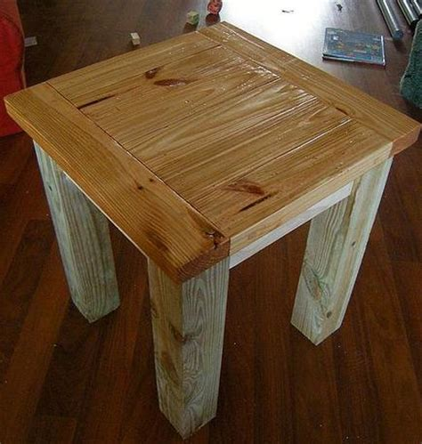 woodworking plans  table   build  easy diy