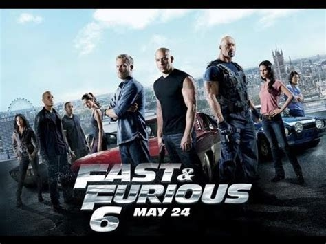 Youtube Movie Fast And Furious 6 | fast and furious 6 movie trailer 2013 funny parody youtube