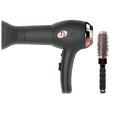 T3 Hair Dryer Curly Hair t3 featherweight hair dryer black sam s club