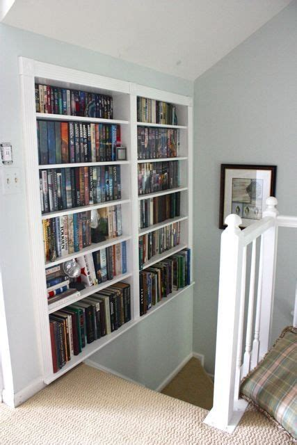 recessed bookshelves 16 best images about stairwell to basement school room on