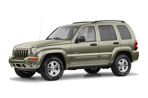 2004 Jeep Liberty Information
