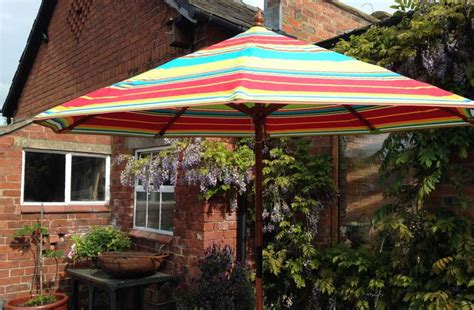 Colorful Patio Umbrellas Colorful Patio Umbrellas Kbdphoto