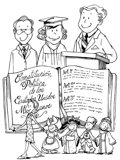 coloring pages for us constitution constitution coloring sheets pages pictures