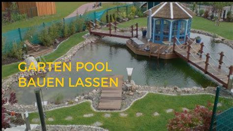 Pool Bauen Lassen by Garten Pool Bauen Lassen