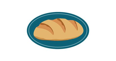 bread illustration  vector  transparent png