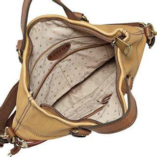 Tas Fossil Sling Bag Set 2 In 1 Black Series Jj 1029 prettytreasure2u fossil explorer tote sling bag zb5508