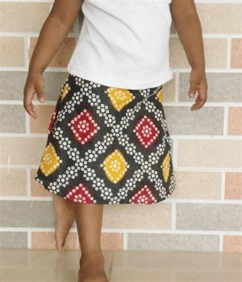 pattern for a line skirt with elastic waist free sewing pattern a line skirt with elastic waist band